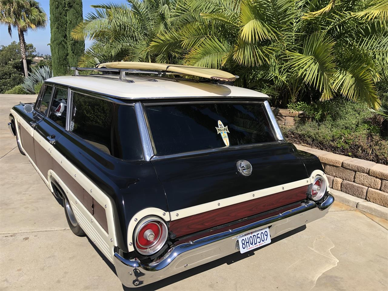 Large Picture of '62 Country Squire - QRZ7