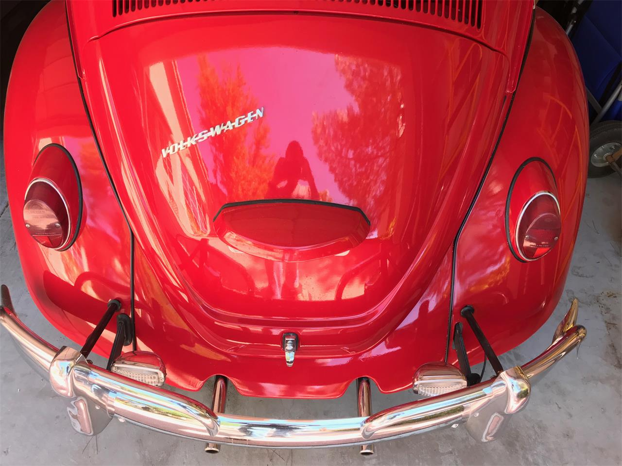 Large Picture of '67 Beetle - QRZM