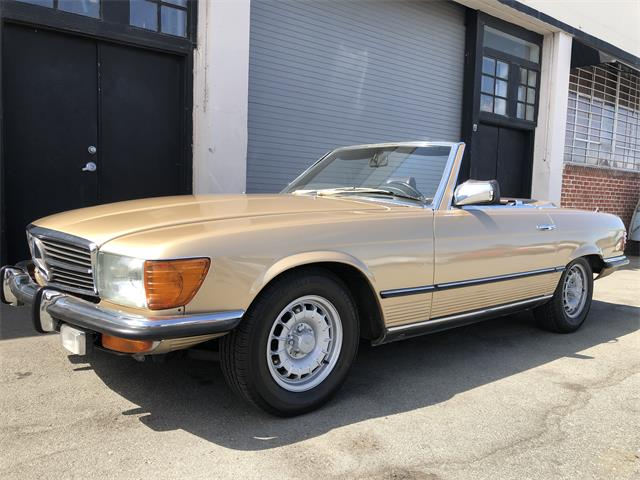 Picture of '82 280SL located in California Auction Vehicle - QRZU
