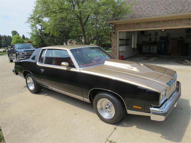 1978 Oldsmobile Cutlass Supreme Brougham