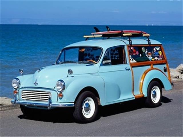 Picture of '67 Minor Traveler Woodie - QS05