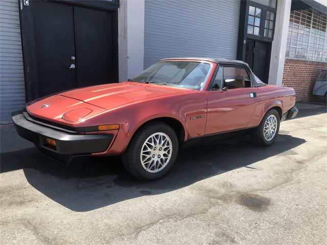 Picture of '81 TR7 located in California Auction Vehicle - QS06