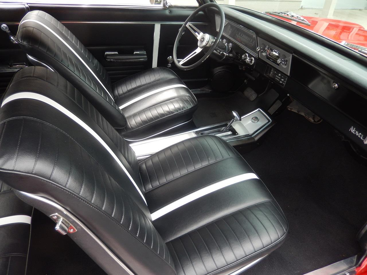 Large Picture of '67 Nova - QS07