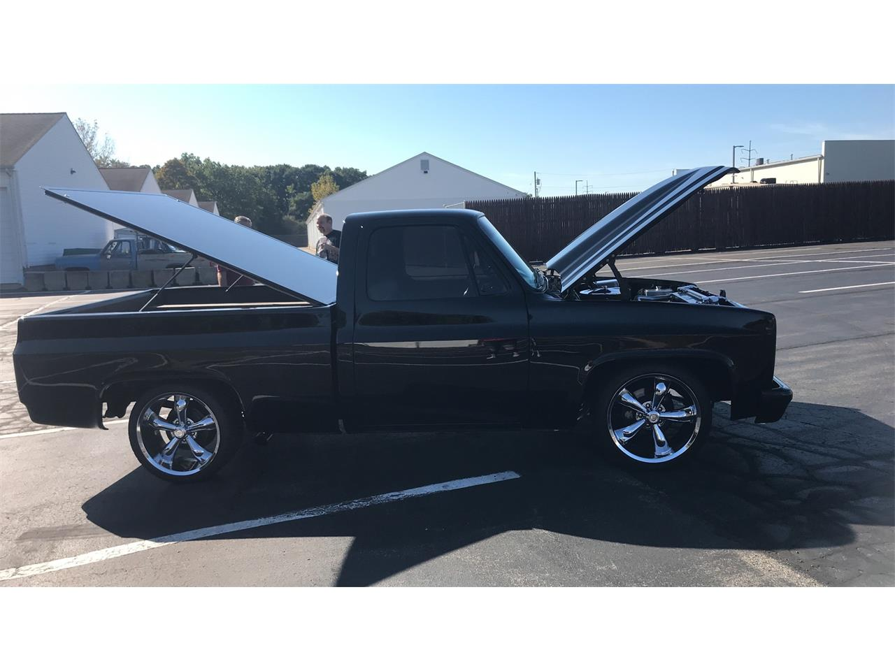 Large Picture of '85 Chevrolet C10 - $24,000.00 - QS0E