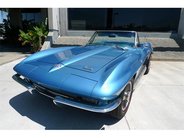 Picture of '66 Corvette - QS0J