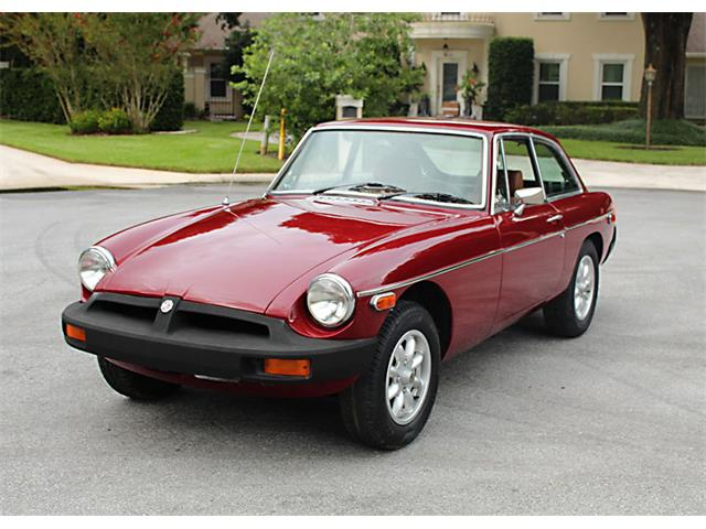 Picture of '74 MGB GT - QS0L