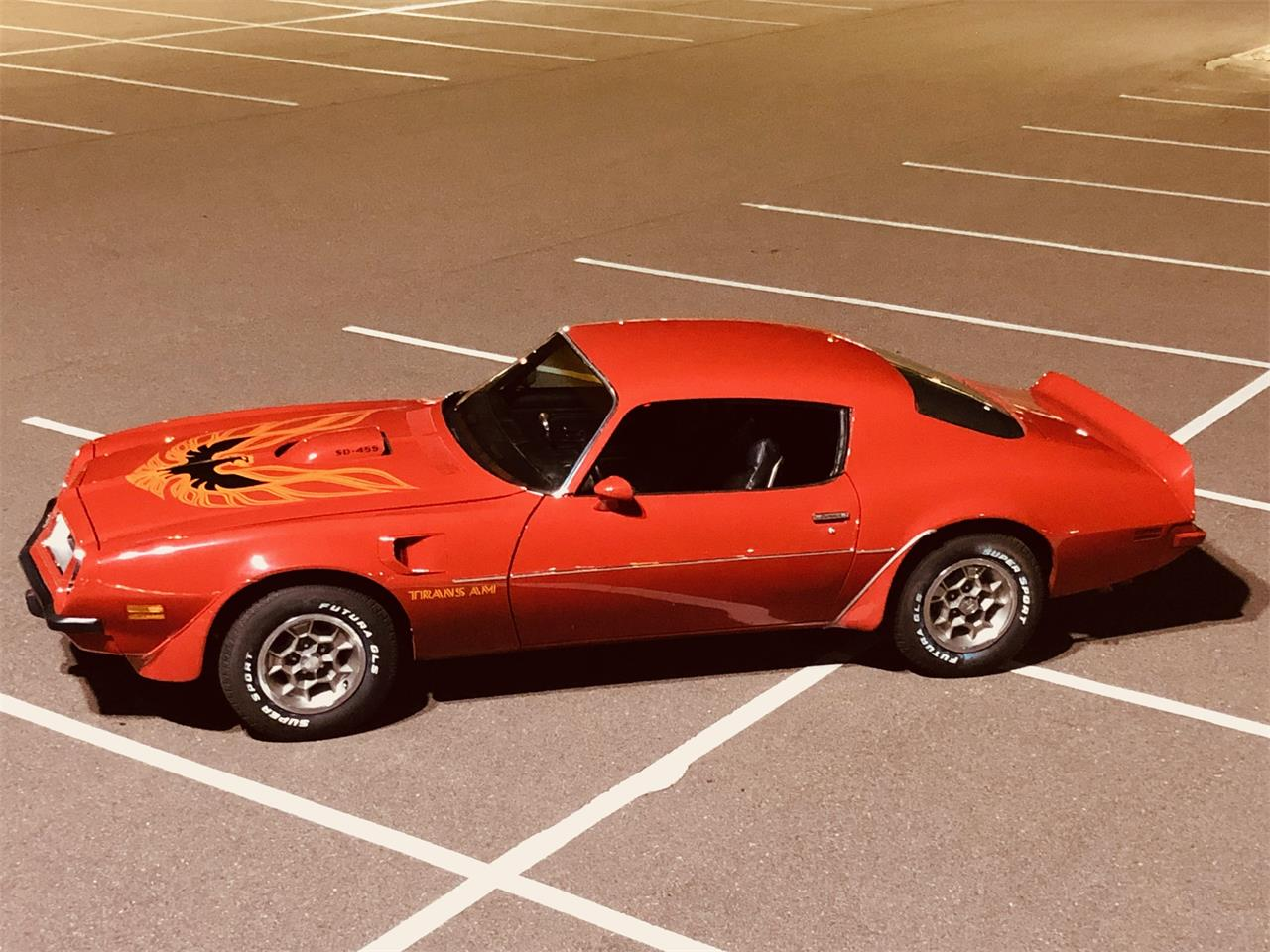 Large Picture of 1974 Firebird Trans Am Offered by a Private Seller - QS0Q