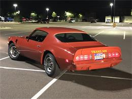Picture of '74 Pontiac Firebird Trans Am located in Colorado Offered by a Private Seller - QS0Q