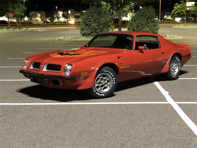 1974 Pontiac Firebird Trans Am