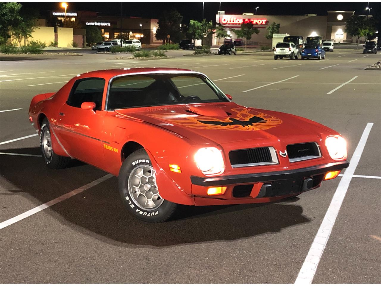 Large Picture of 1974 Firebird Trans Am - QS0Q