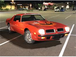 Picture of 1974 Pontiac Firebird Trans Am - $18,000.00 Offered by a Private Seller - QS0Q