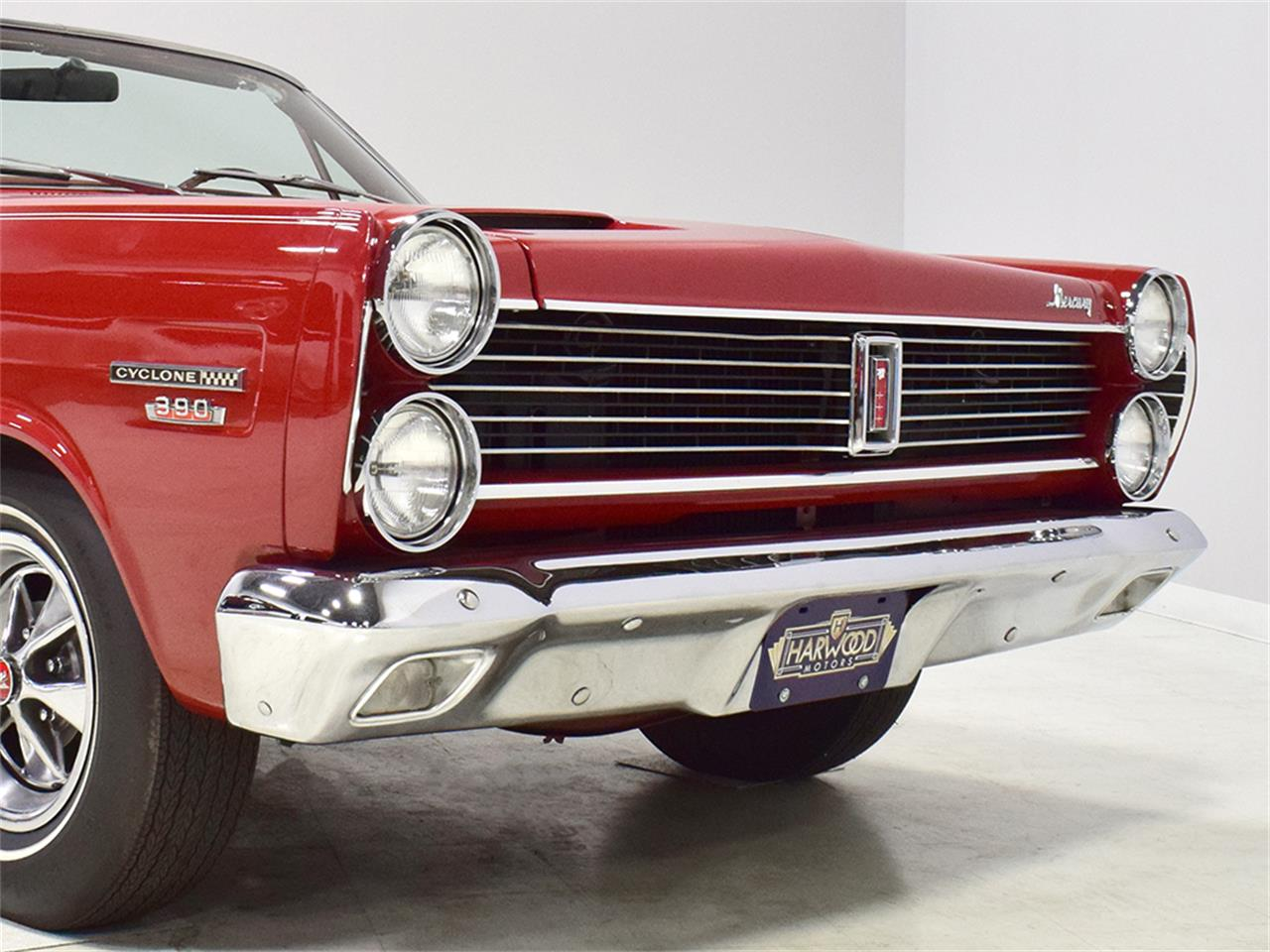 Large Picture of '67 Comet - QS0Y