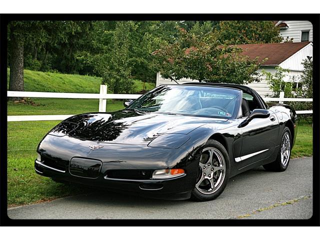 Picture of '03 Corvette - QS11