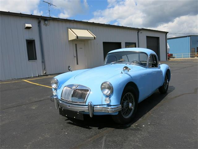 Picture of '61 MGA - QS12