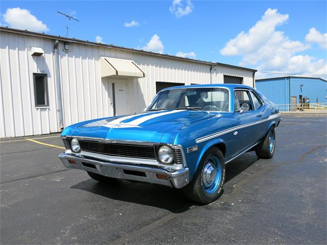 Picture of Classic 1968 Nova located in Manitowoc Wisconsin - QS13
