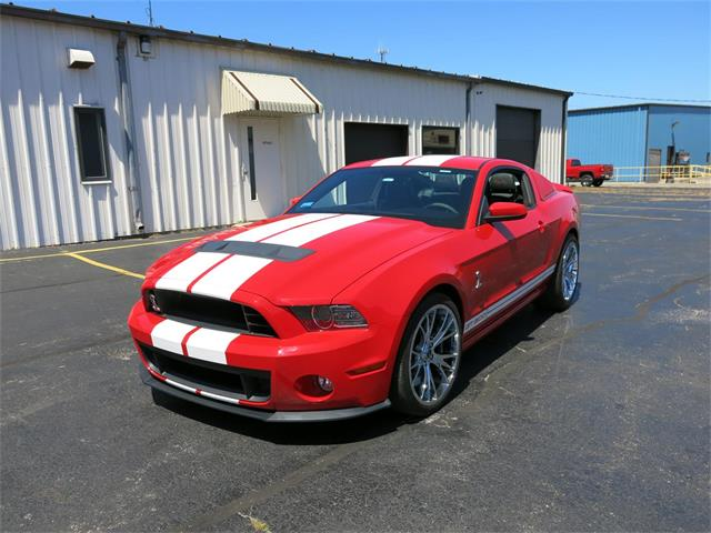 Picture of '14 Shelby GT500  - QS17
