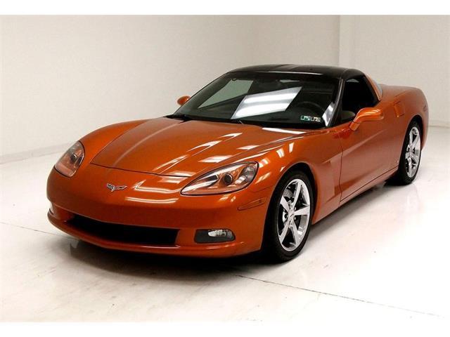 Picture of '08 Corvette - QS1E