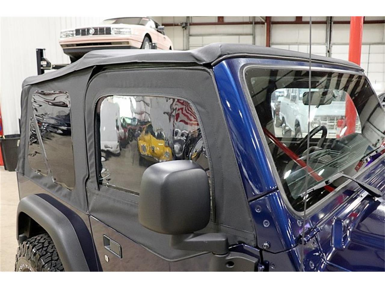 Large Picture of 2005 Jeep Wrangler located in Michigan Offered by GR Auto Gallery - QS1I