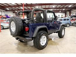 Picture of 2005 Wrangler Offered by GR Auto Gallery - QS1I