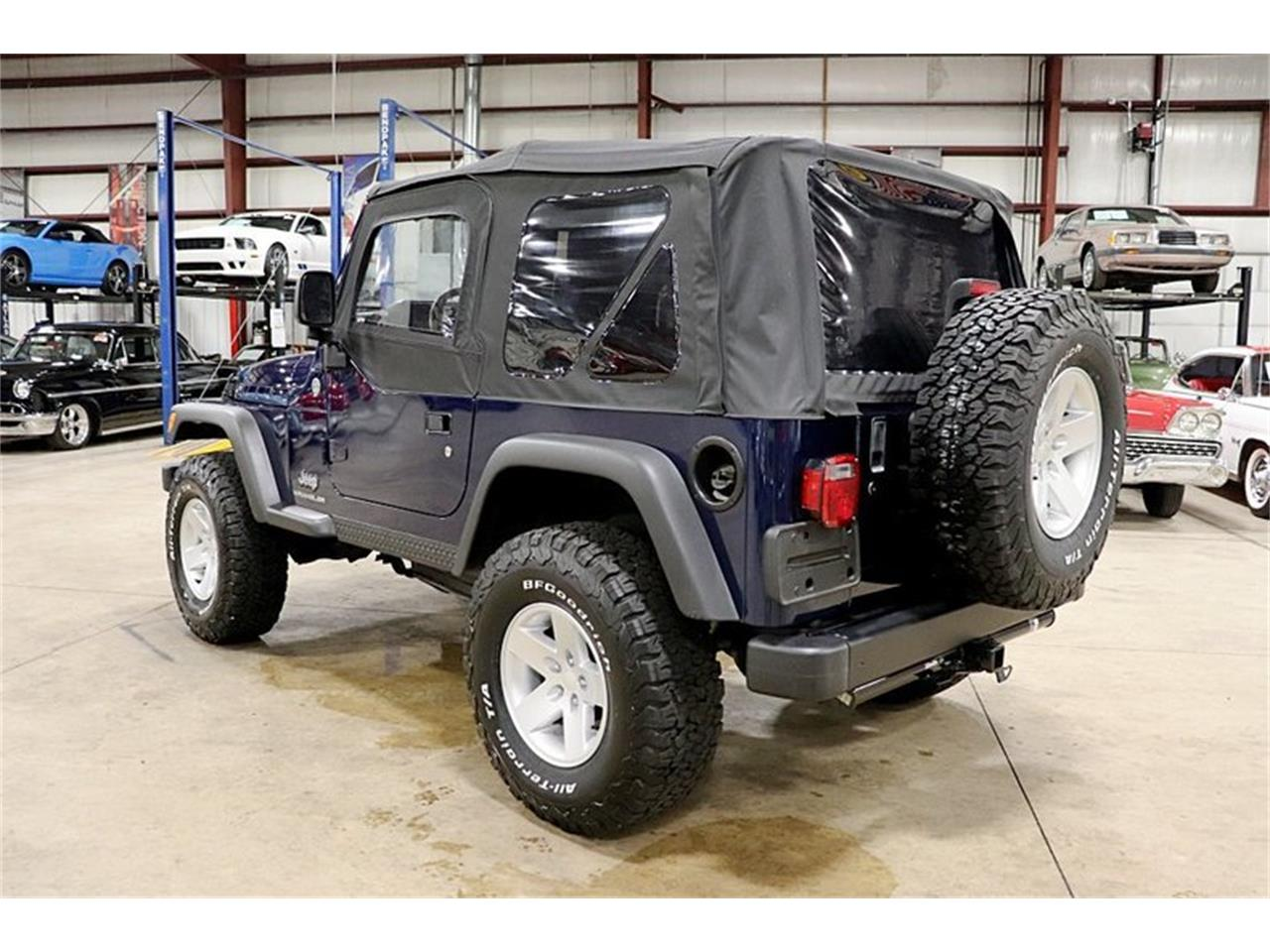 Large Picture of '05 Wrangler - $17,900.00 - QS1I