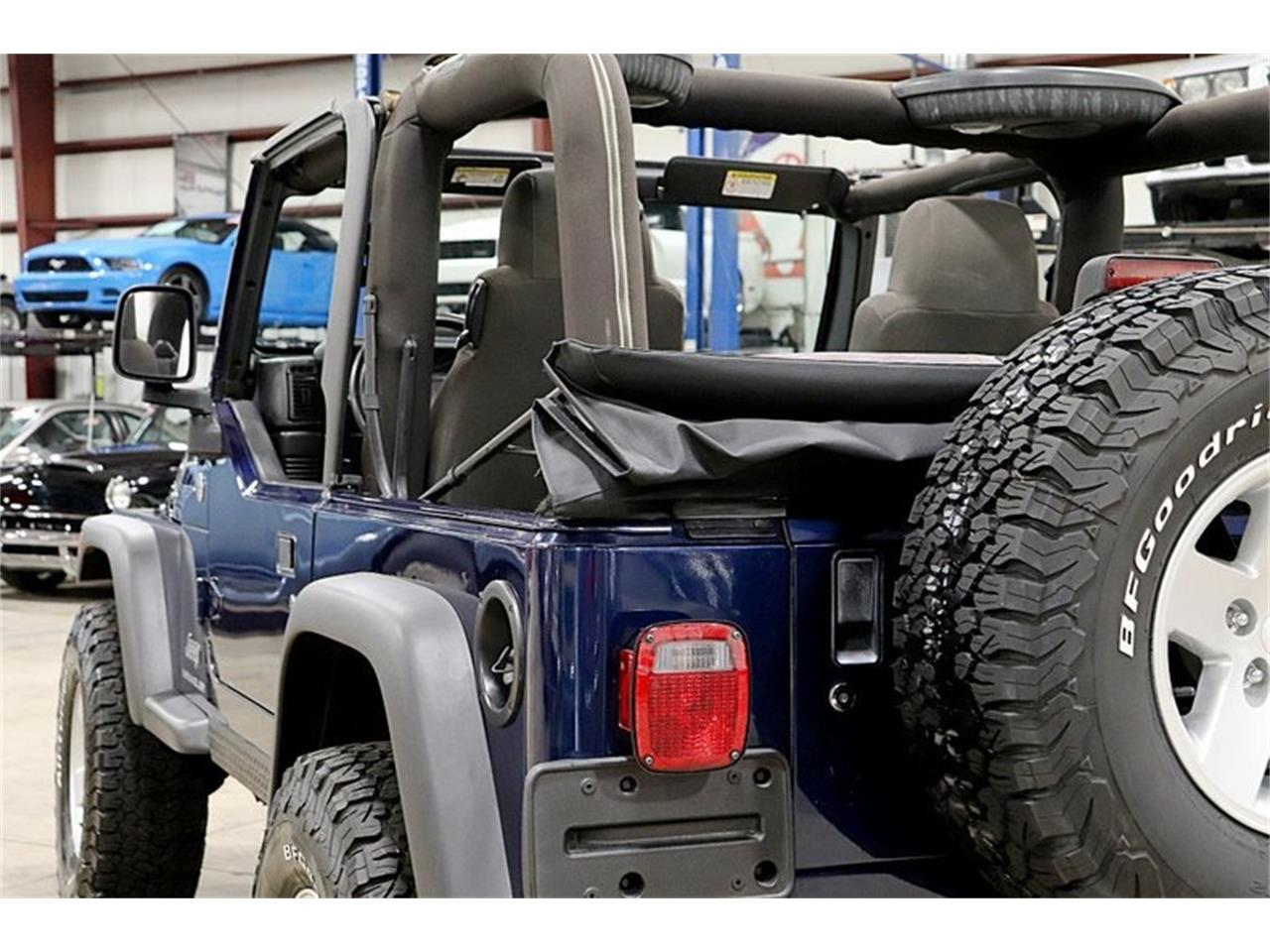 Large Picture of 2005 Wrangler located in Michigan - $17,900.00 - QS1I