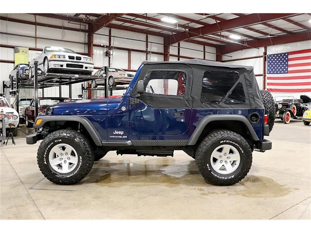 Large Picture of '05 Wrangler - $17,900.00 Offered by GR Auto Gallery - QS1I