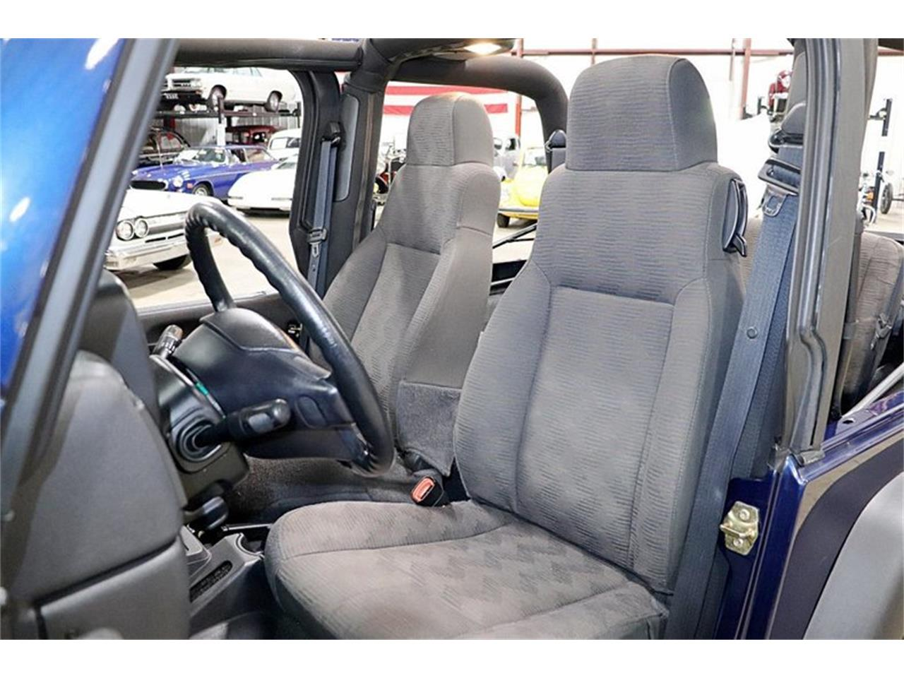 Large Picture of '05 Jeep Wrangler located in Michigan - $17,900.00 - QS1I