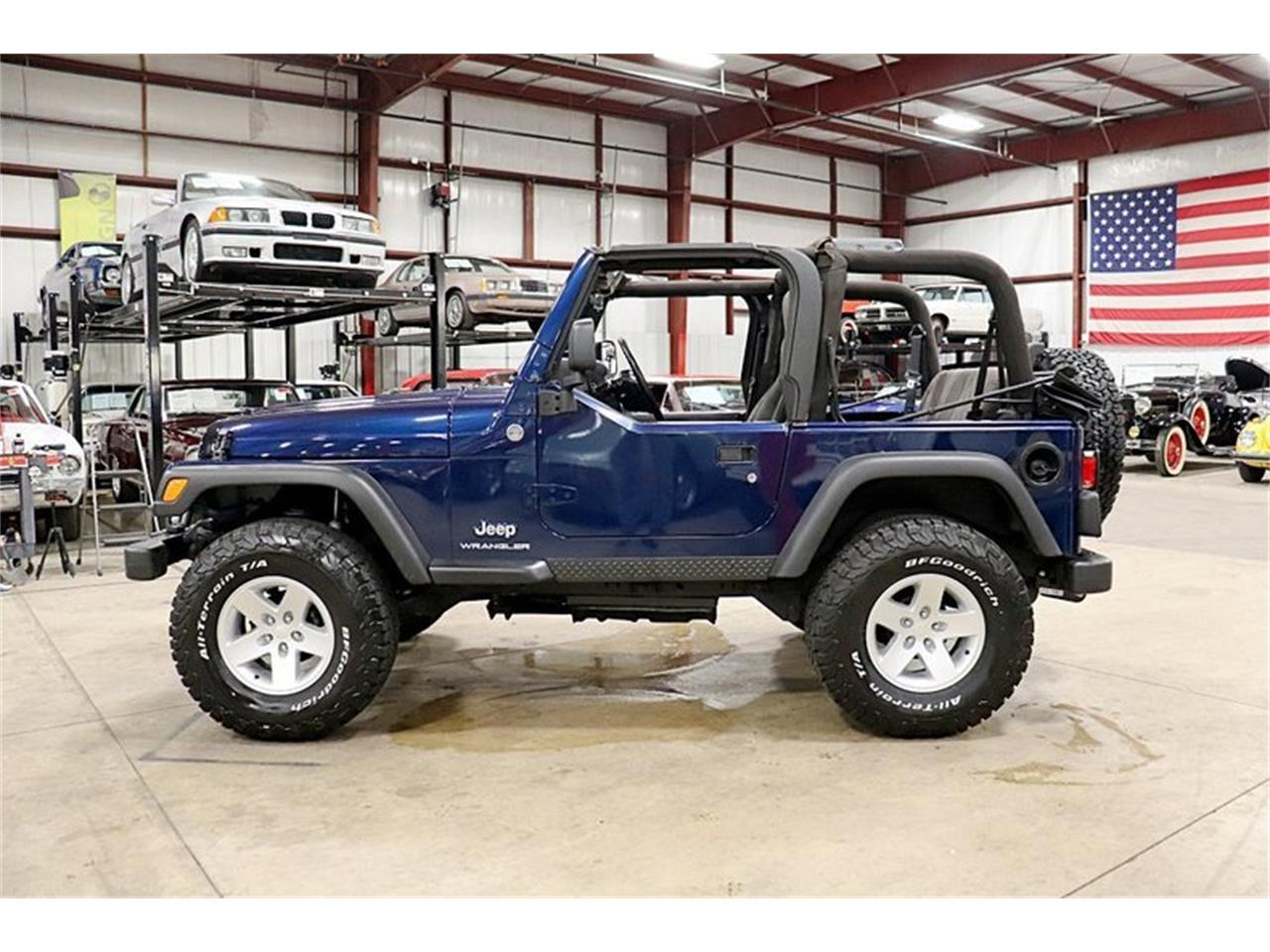 Large Picture of '05 Wrangler located in Kentwood Michigan - $17,900.00 - QS1I