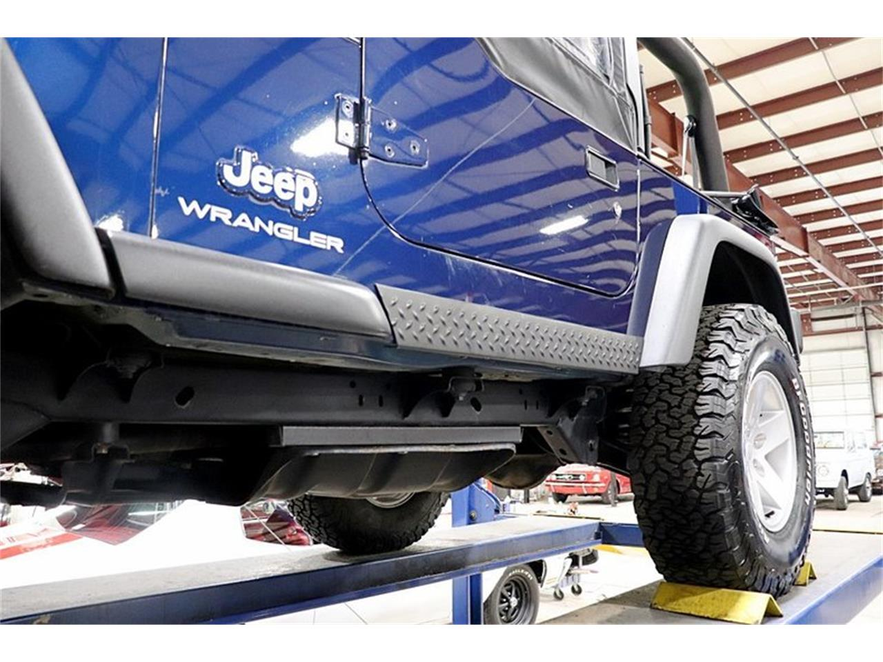 Large Picture of '05 Jeep Wrangler located in Michigan - $17,900.00 Offered by GR Auto Gallery - QS1I