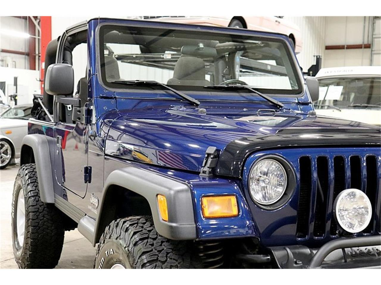 Large Picture of 2005 Jeep Wrangler located in Michigan - $17,900.00 Offered by GR Auto Gallery - QS1I