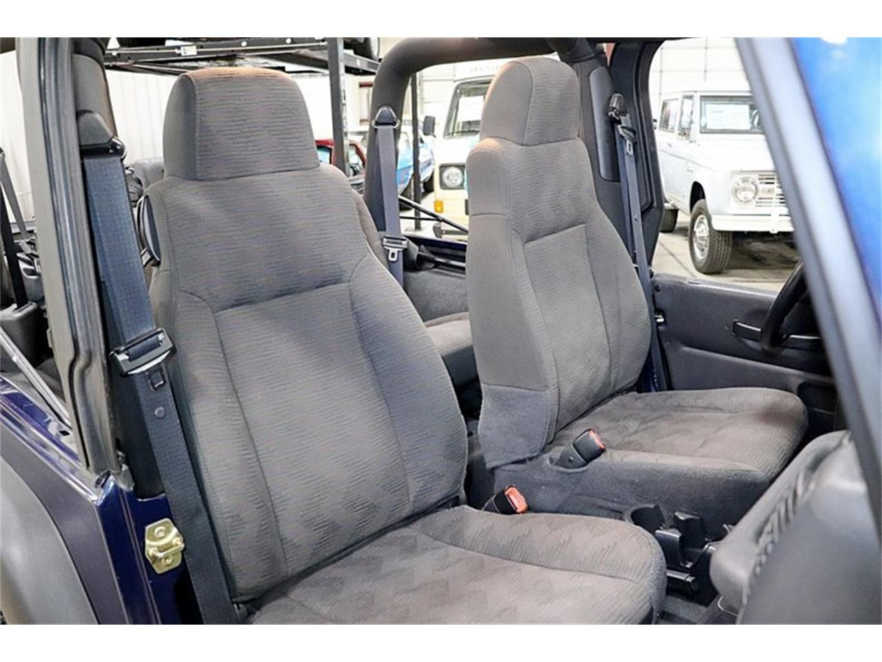 Large Picture of '05 Jeep Wrangler Offered by GR Auto Gallery - QS1I