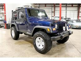 Picture of 2005 Wrangler located in Kentwood Michigan - $17,900.00 Offered by GR Auto Gallery - QS1I
