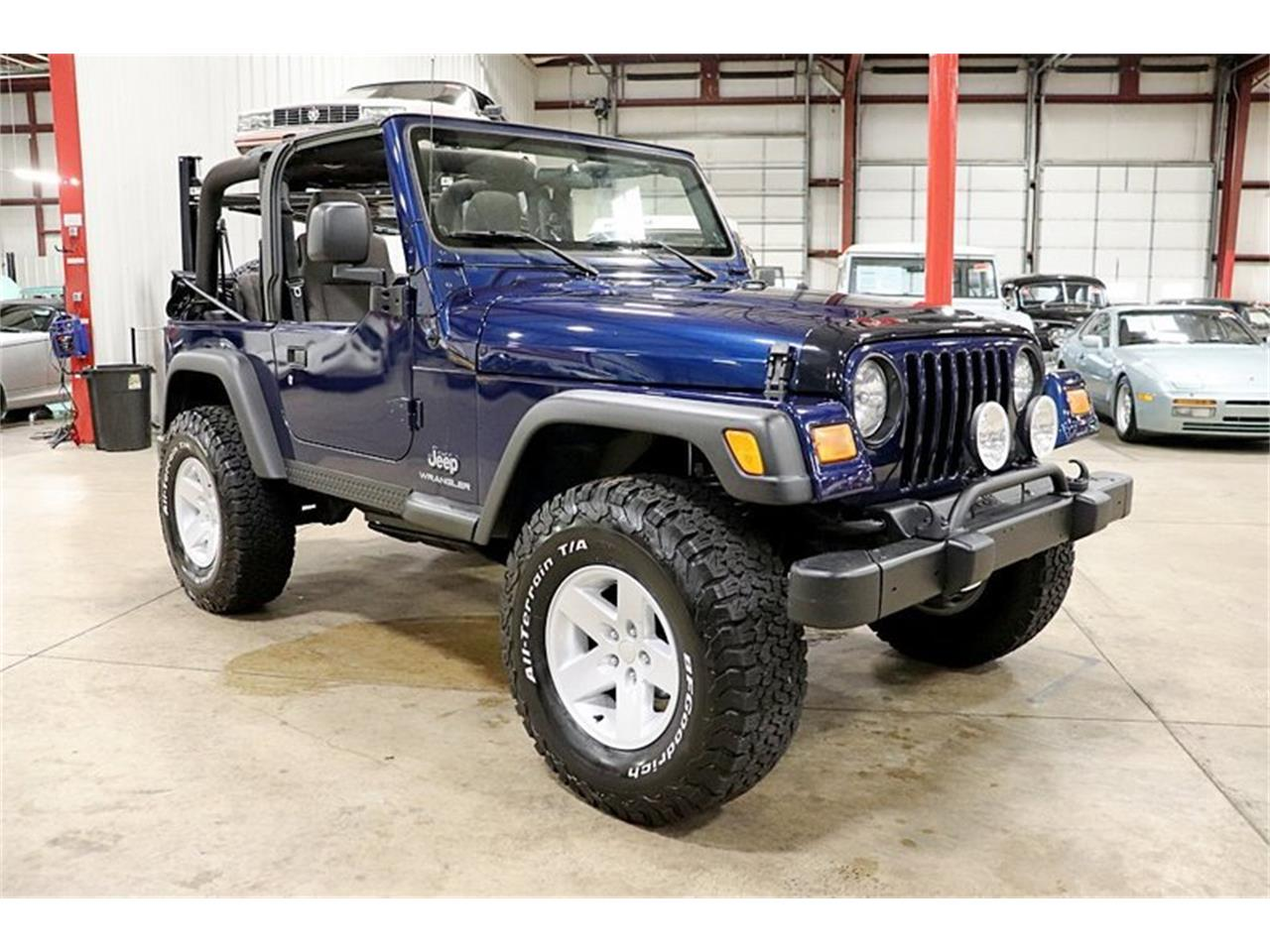 Large Picture of '05 Wrangler Offered by GR Auto Gallery - QS1I