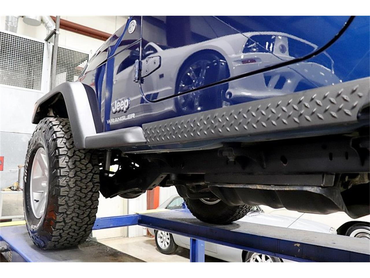 Large Picture of 2005 Wrangler - $17,900.00 - QS1I