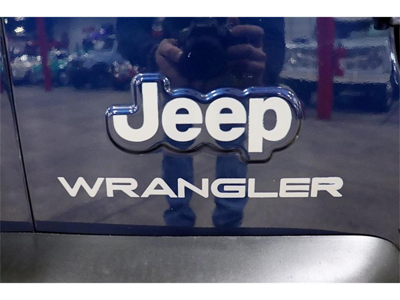 Large Picture of 2005 Wrangler - QS1I