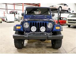 Picture of '05 Wrangler located in Kentwood Michigan Offered by GR Auto Gallery - QS1I