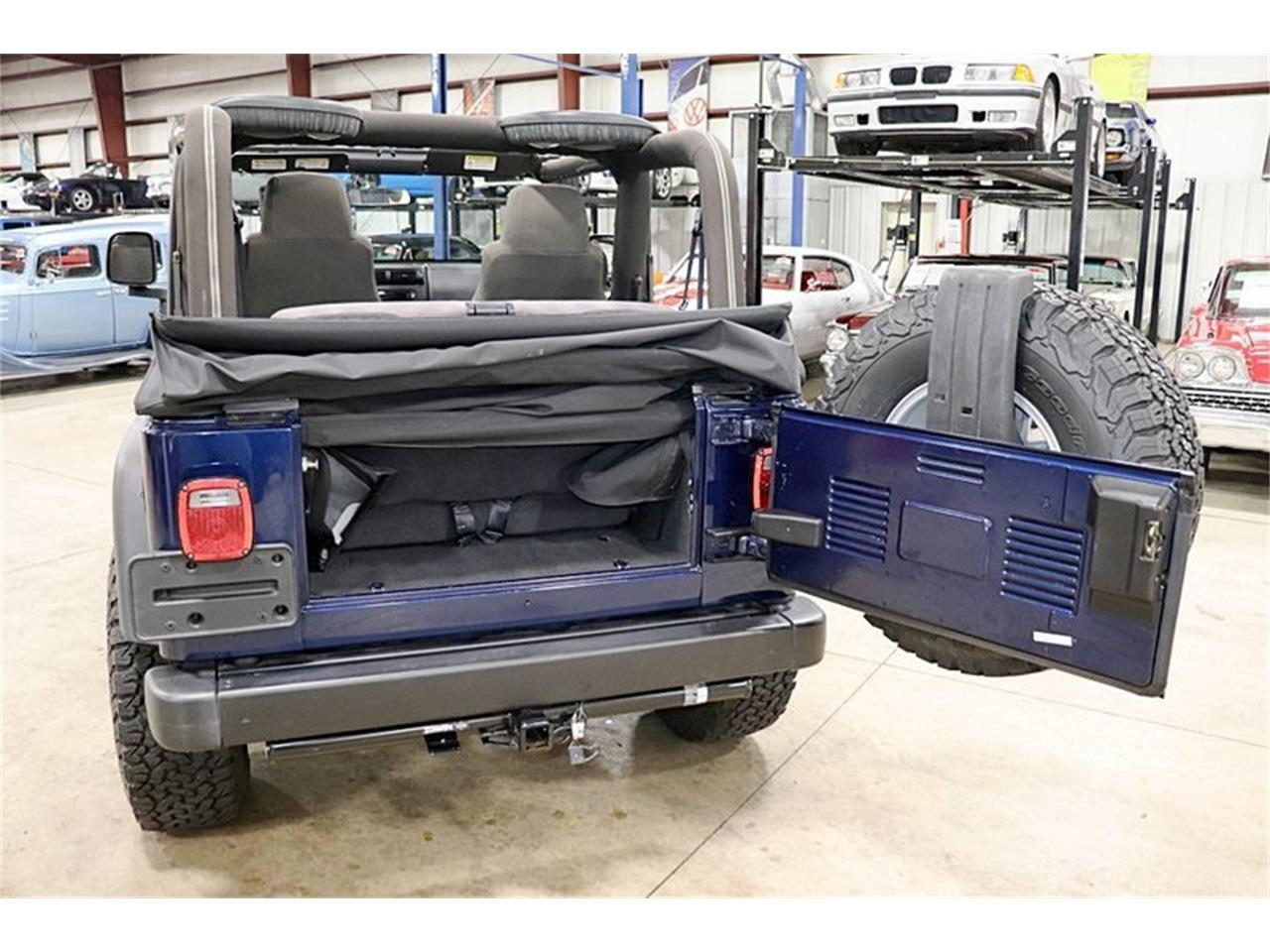 Large Picture of 2005 Jeep Wrangler - QS1I