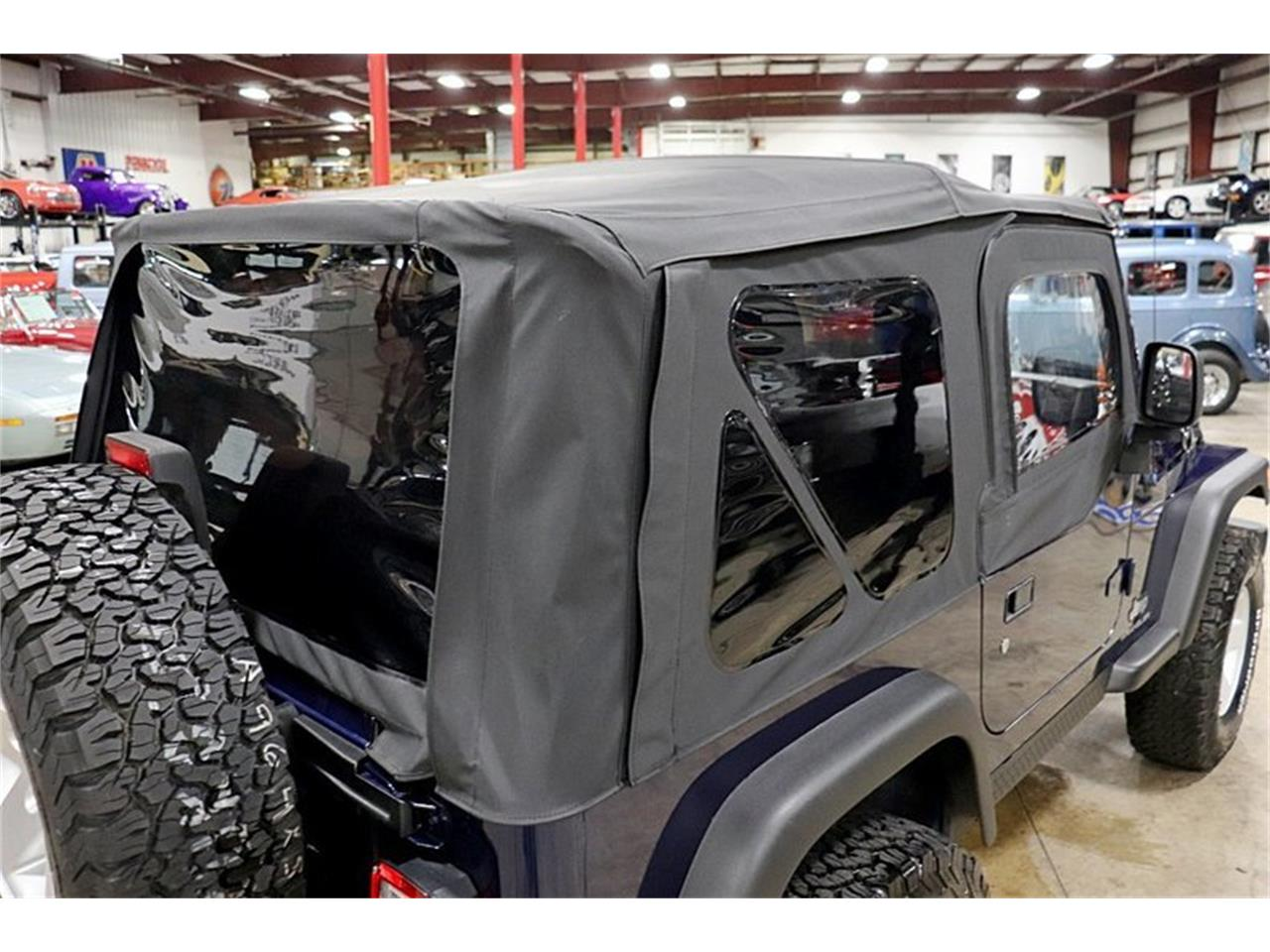 Large Picture of '05 Jeep Wrangler - QS1I