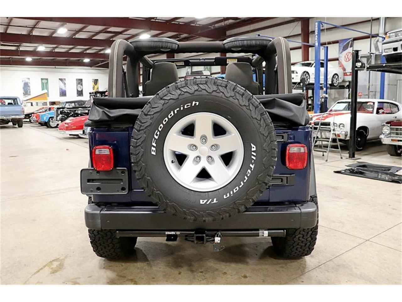 Large Picture of 2005 Jeep Wrangler - $17,900.00 Offered by GR Auto Gallery - QS1I