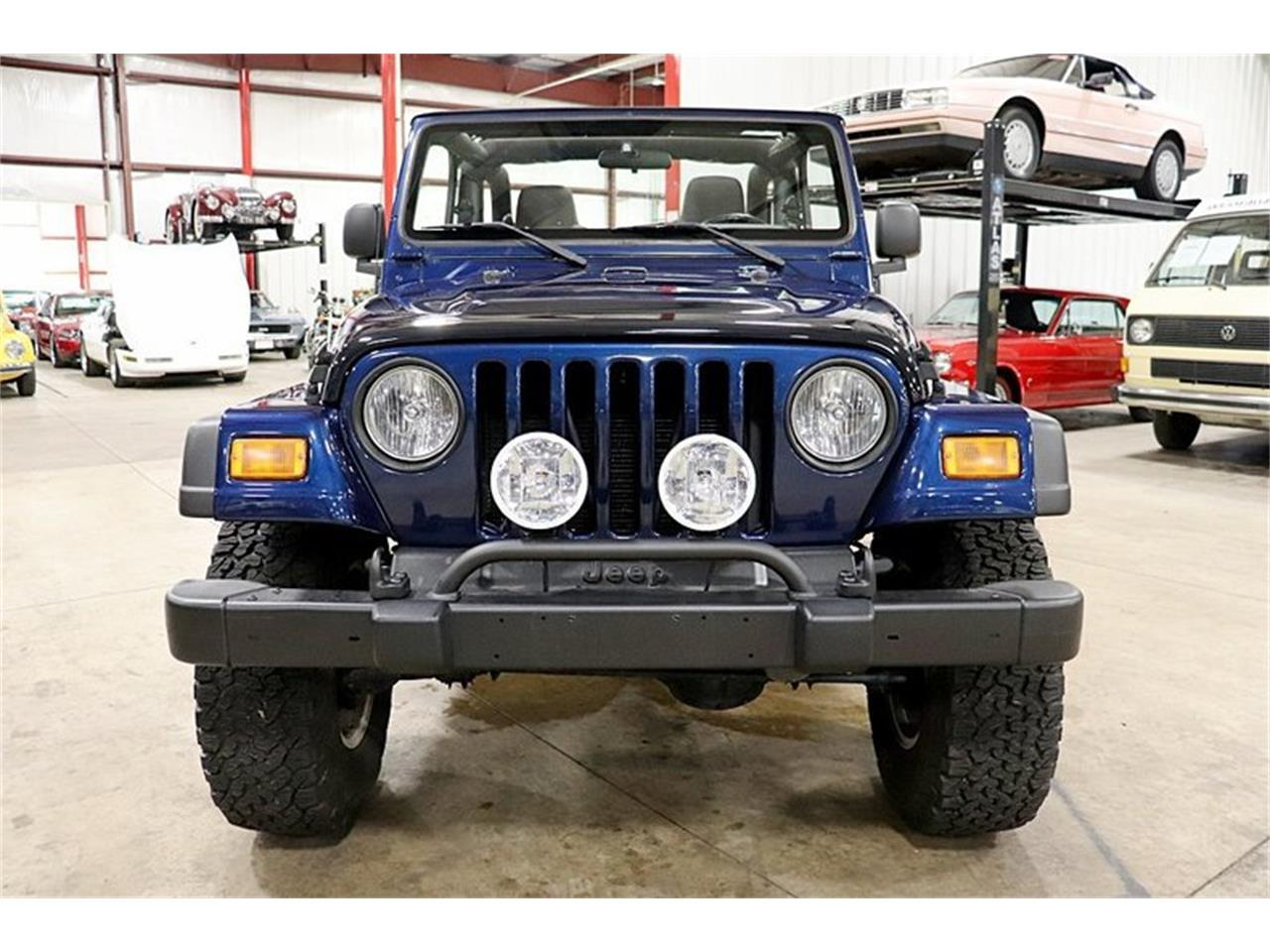 Large Picture of '05 Wrangler - QS1I