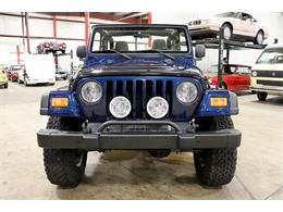 Picture of '05 Wrangler located in Michigan - $17,900.00 - QS1I