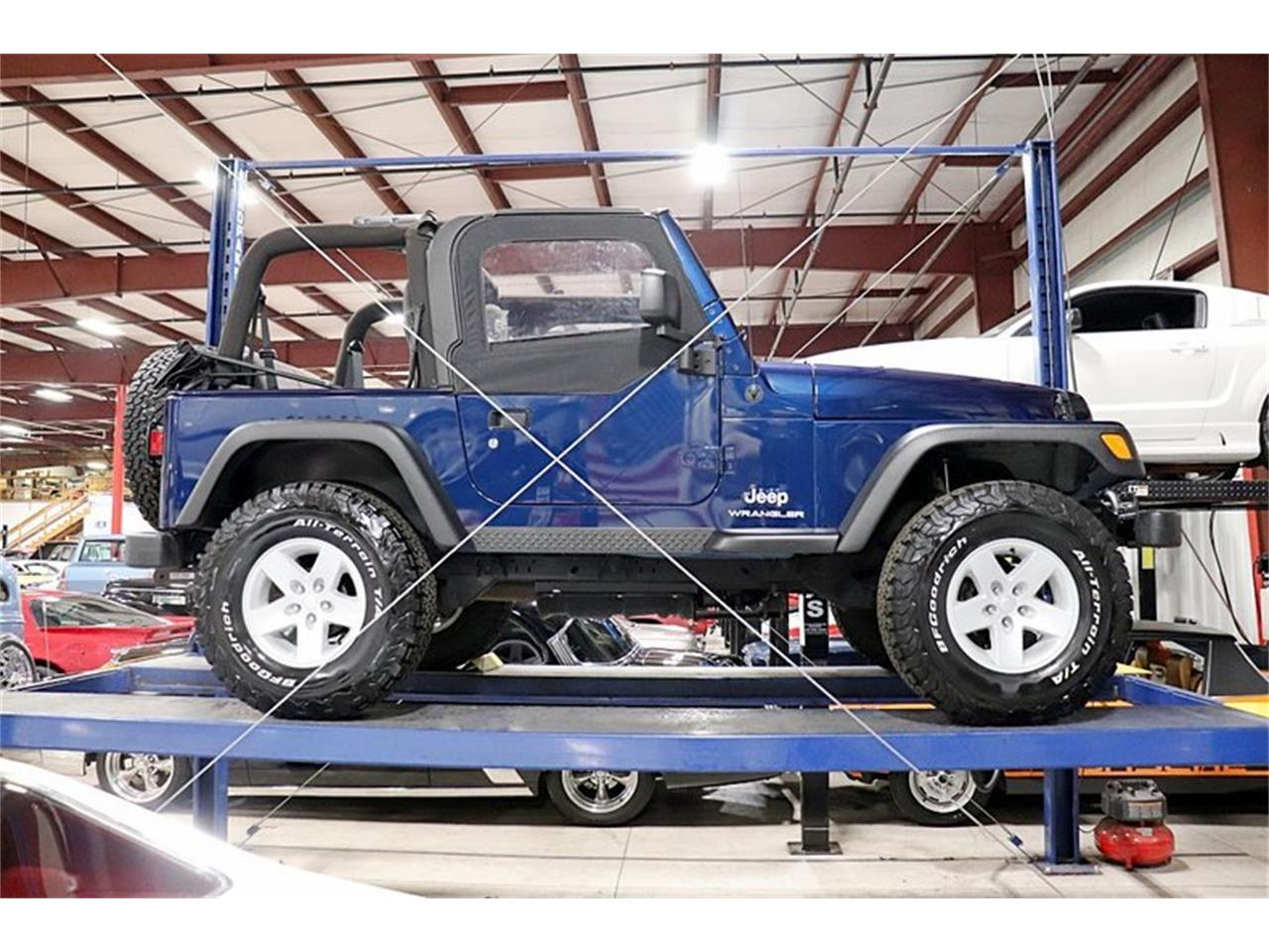 Large Picture of 2005 Jeep Wrangler Offered by GR Auto Gallery - QS1I