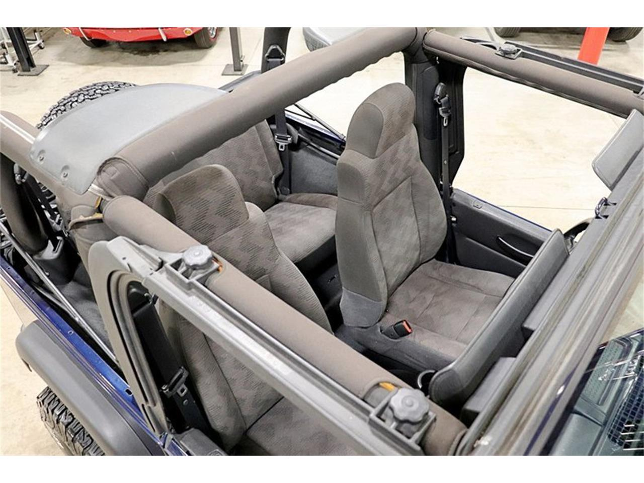 Large Picture of '05 Wrangler located in Michigan - $17,900.00 Offered by GR Auto Gallery - QS1I