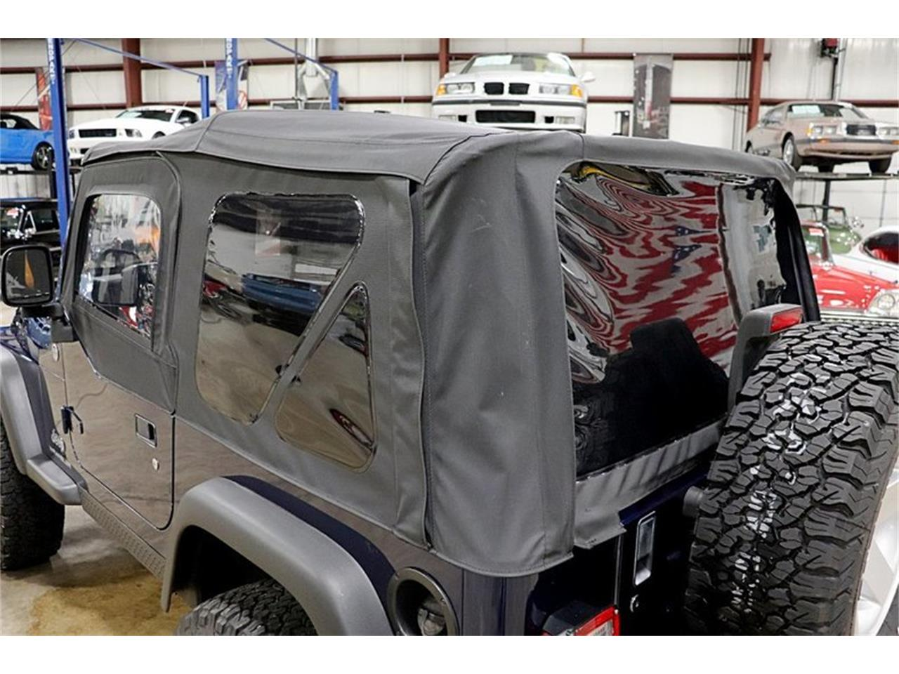 Large Picture of 2005 Wrangler - $17,900.00 Offered by GR Auto Gallery - QS1I