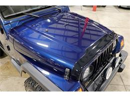Picture of 2005 Wrangler located in Michigan - QS1I