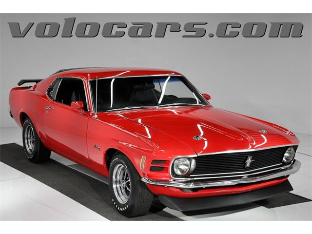 Picture of '70 Mustang - QS27