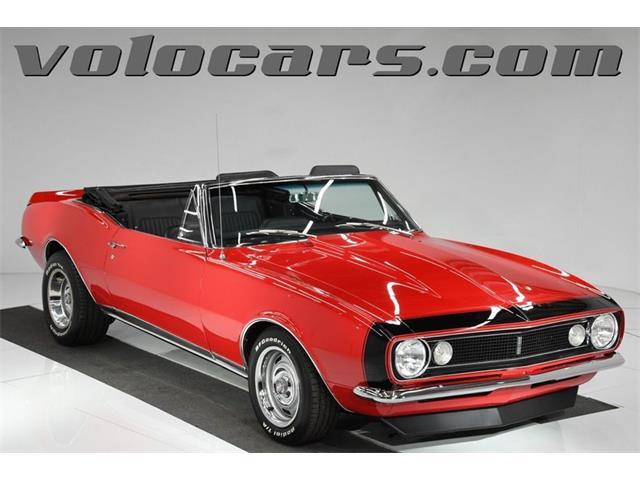 Picture of '67 Camaro - QS28
