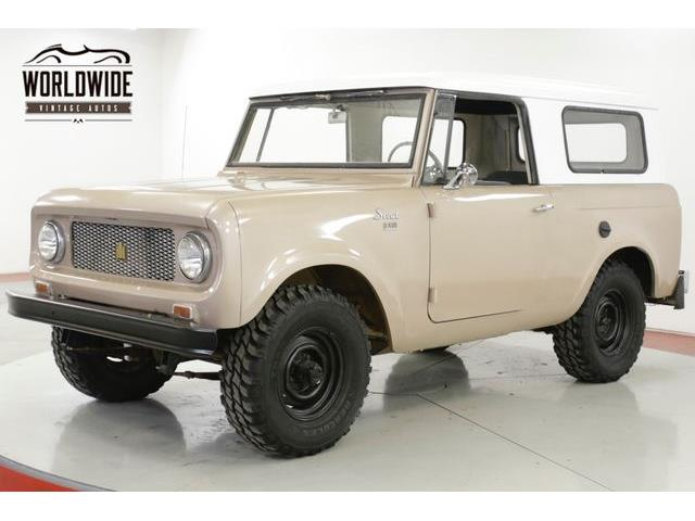 Picture of '65 Scout - QS2C