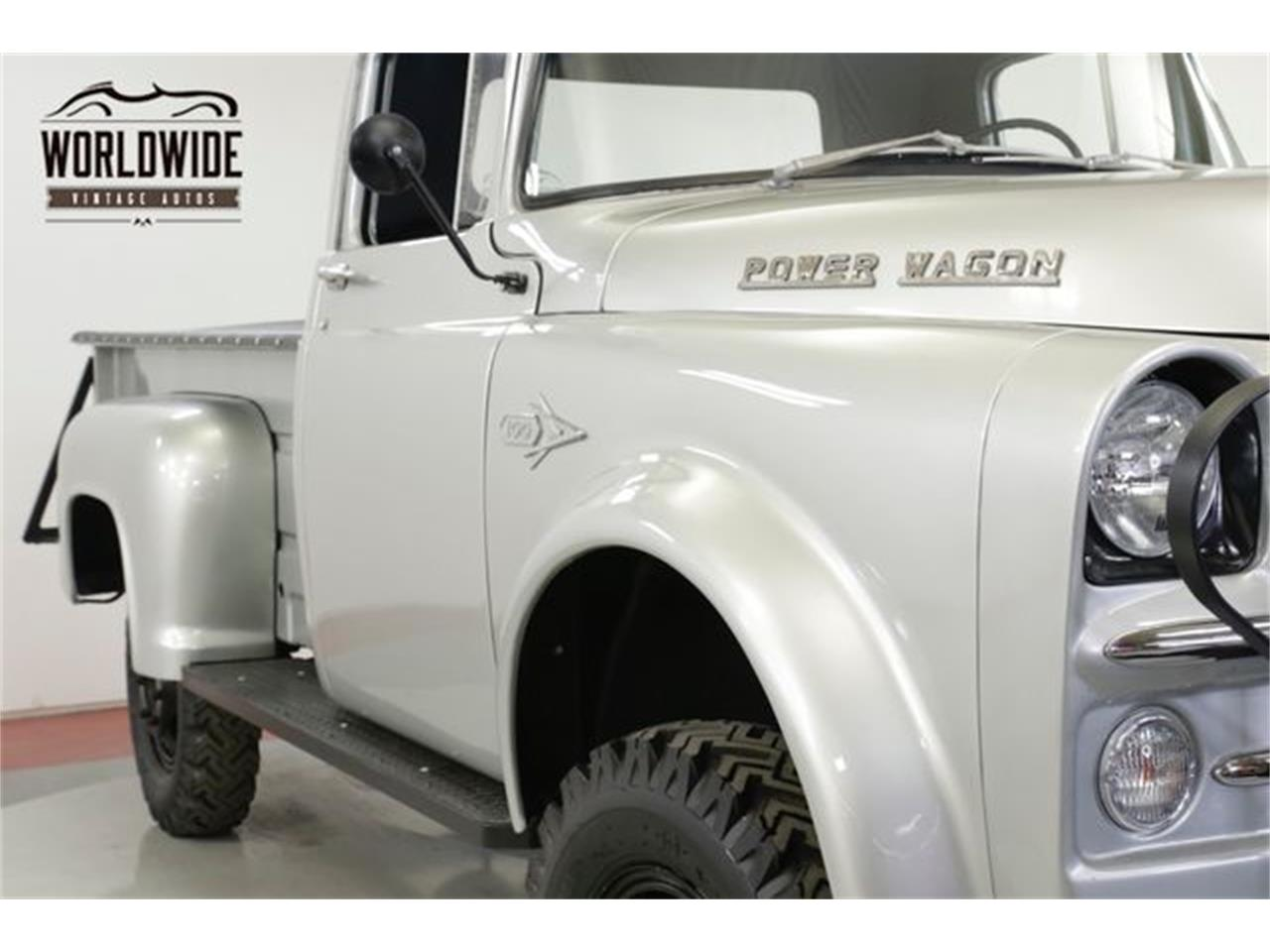 Large Picture of '57 Power Wagon - QS2E