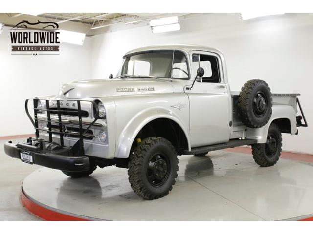Picture of '57 Power Wagon Offered by  - QS2E